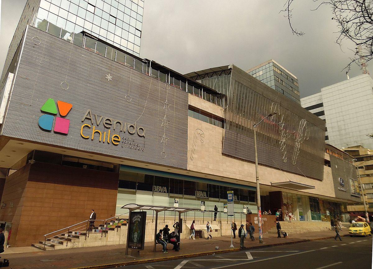 Centro comercial avenida chile wikipedia la - Centro comercial de la moraleja ...