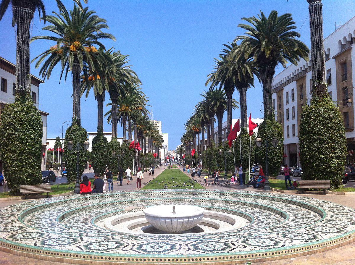 Marocco La Ville Nouvelle De Zenata Premiere Zone De Developpement