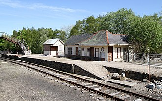 Aviemore Speyside railway station - Aviemore Speyside station, 2011