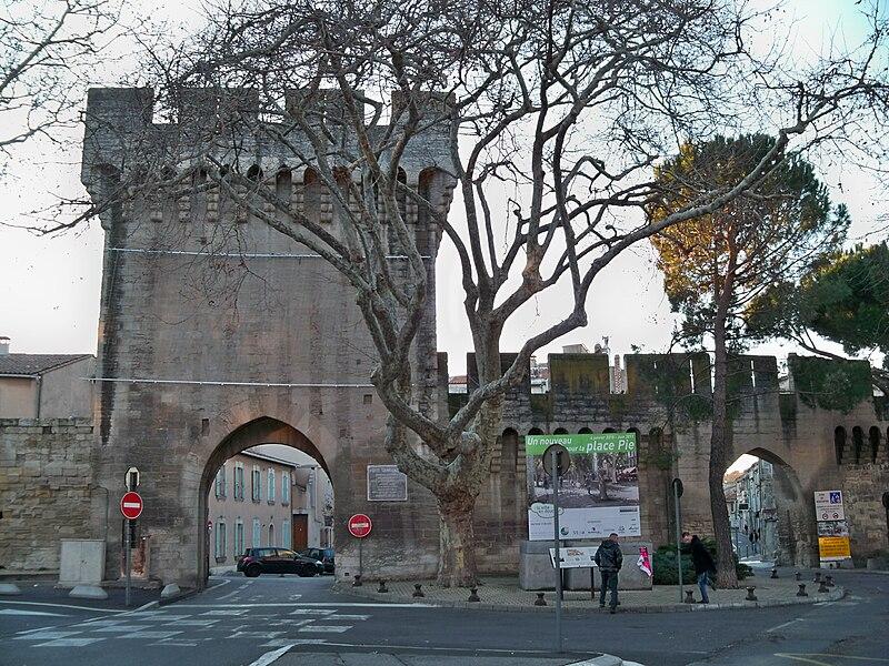 Liveinternet - Porte saint dominique avignon ...