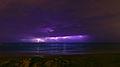 Avion de tourisme par temps d'orage (14805358125).jpg