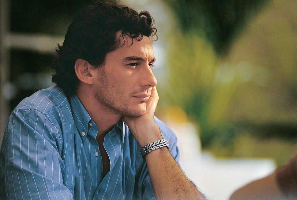 Ayrton Senna 8