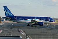 4K-AZ04 - A319 - Azerbaijan Airlines