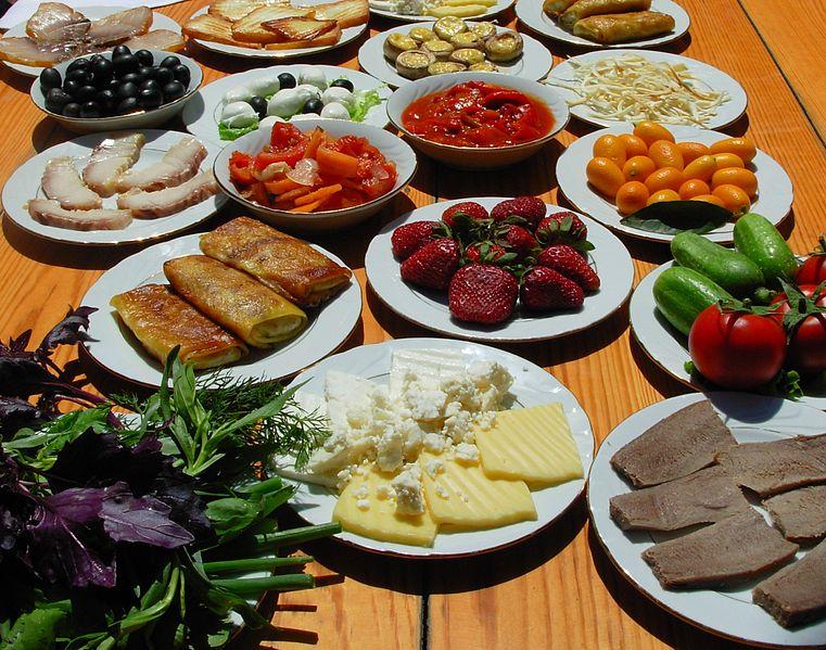 File:Azerbaijan Light snack.jpg
