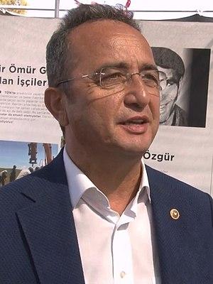 Bülent Tezcan - Image: Bülent Tezcan adalet