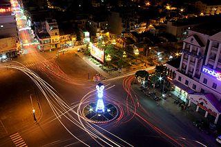 Sóc Trăng City in Vietnam