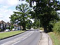 B556 Muttons Lane, Potters Bar - geograph.org.uk - 1413492.jpg