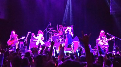 Picture of a band or musician: Band Maid