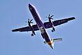 BEE DHC-8 G-JECG 24oct14 LFBO.jpg