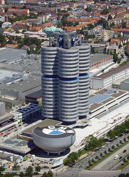Штаб-квартира BMW и здание музея BMW