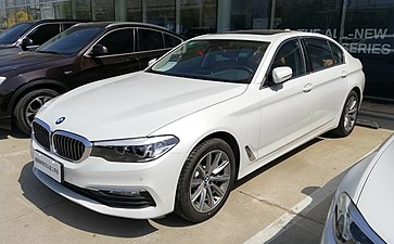 BMW 5 Series (G30) - Wikipedia