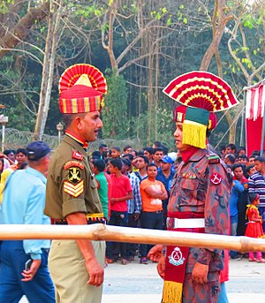 Border Guards Bangladesh - BSF and BGB