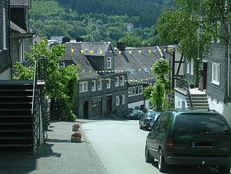 Bad Berleburg - Image: Bad Berleburg 8