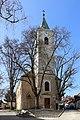 Bad Fischau - Kirche, Ostansicht.JPG