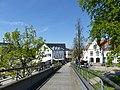 Bad Sassendorf – Fußgängerbrücke - Rathausbrücke - panoramio.jpg