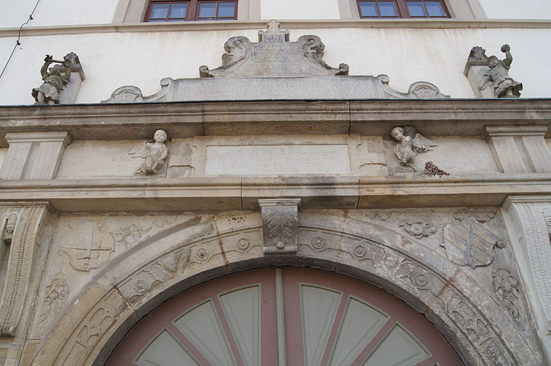 Bad Schmiedeberg Germany  city photos gallery : Bad Schmiedeberg Rathaus 2014 10 18 015 Wikimedia Commons