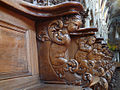 Bad Schussenried Kloster Schussenried choir stall 127.JPG