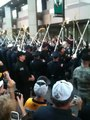 File:Bag Pipes Lead Stanley Cup to Garden 2011.webm