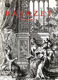 Bajazet - Programme original - Carré Silvia Monfort 1985.jpg