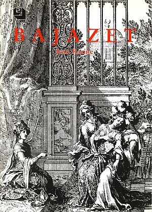 Silvia Monfort - Bajazet - Original programme, 1985