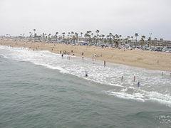 Balboa beach
