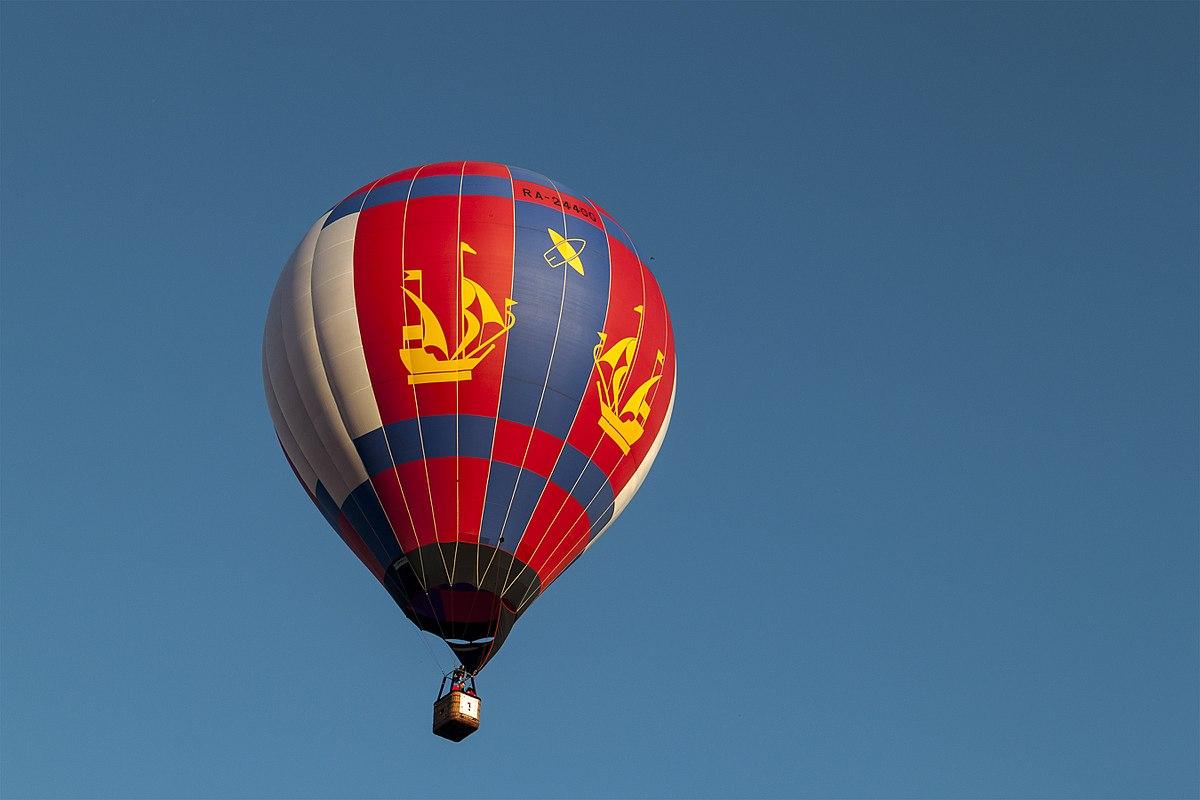 Воздушный шар Википедия