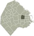 Balvanera-Buenos Aires map.png
