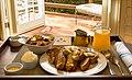 Bananas Foster French Toast (25051759975).jpg