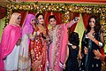 Bangladeshi women taking Selfie at wedding ceremony (02).jpg