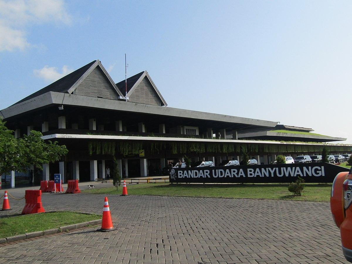 Bandar Udara Banyuwangi - Wikipedia bahasa Indonesia ...