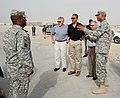 Barack Obama Camp Arifjan, Kuwait.jpg
