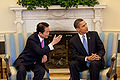 Barack Obama and Taro Aso in the Oval Office.jpg