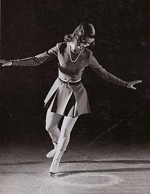 Barbara Ann Scott - Barbara-Ann Scott - March 1946