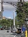 Barcelona - Av. Diagonal Obelisque - panoramio.jpg