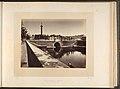 Barracks Post, Place de la Bastille; Canal Tunnel and July Column MET DP161604.jpg