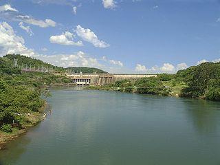 Paranapanema River River in Brazil