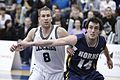 Basketball playoffs- UFV men vs. Lethbridge. Thurs, Feb 23-12 (6942186649).jpg