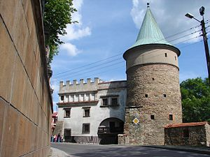 Biecz - Councilors tower