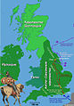 Battle of Hastings map Ru.jpg