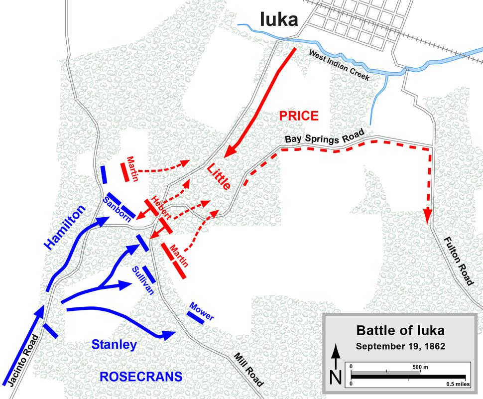 Battle of Iuka