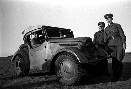 Captured Type 95 scout car Battle of Khalkhin Gol-Captured Type 95 scout car.jpg