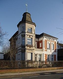 Borsigstraße in Kamen