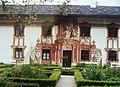 Bavaria Oberammergau Building Mural (9812959425).jpg