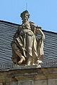 Bayreuth Dachfiguren Opernhaus 07a (Terpsichore, Kopie), 07.09.09.jpg