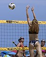 Beach Volleyball - ECSC East Coast Surfing Championships Virginia Beach women (36723528040).jpg