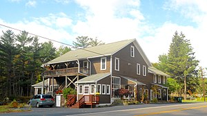 Bear Creek Village, Pennsylvania - Image: Bear Creek HD Luz Co PA