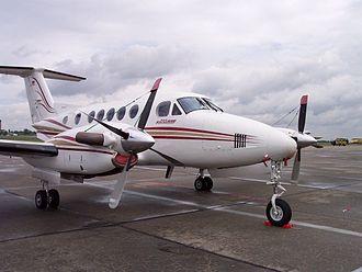 Hawker Beechcraft - Beechcraft Super King Air