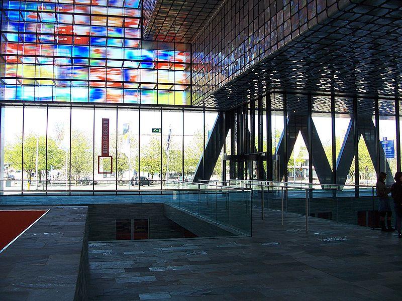 Image:Beeld en geluid museum Netherlands 2.JPG