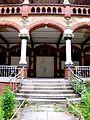 Beelitz-Heilstätten Männer-Lungenheilgebäude 10.JPG