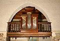 Begijnhofkerk-het orgel bovenop het doksaal - 374031 - onroerenderfgoed.jpg